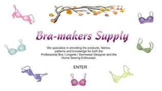 Bra-makers Supply