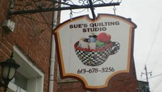 Sue's Quilting Studio