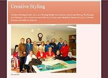 Jo-Anne Coleman - The Creative Sewing Studio